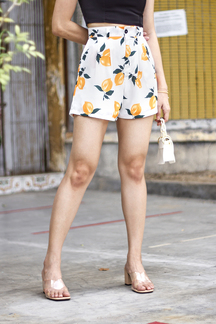 TRIVA POCKET SHORTS (TROPICAL)